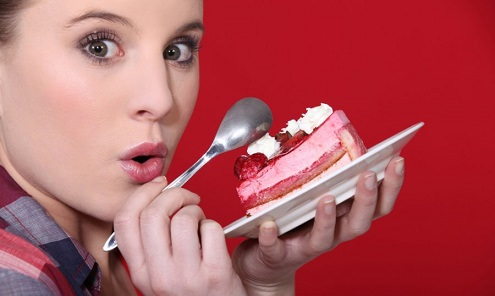 не хватает силы воли сесть на диету