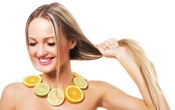 как сделать волосы красивыми за счет витаминов