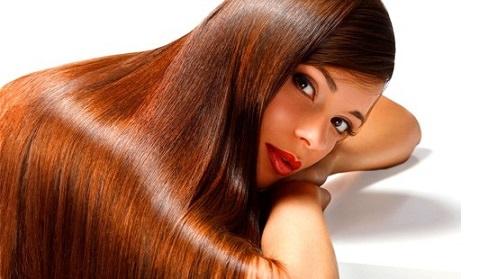 Как сделать волосы красивыми за счет питания обычными продуктами