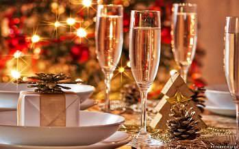 чтобы не набрать вес надо выбирать напитки на новый год