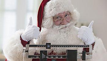 как сохранит вес после праздников