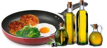 Какое растительное масло лучше покупать для жарки