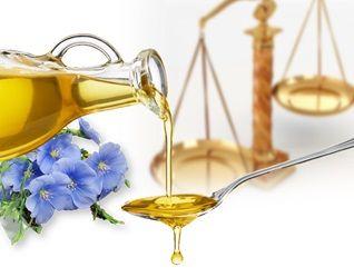 сколько льняного масла нужно  для здоровья