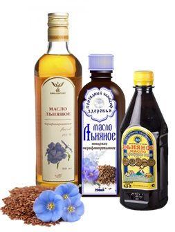 как выбрать правильно льняное масло